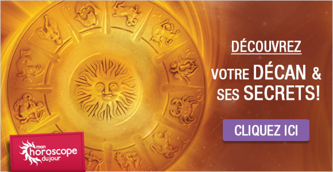 The Decans of your sign in astrology