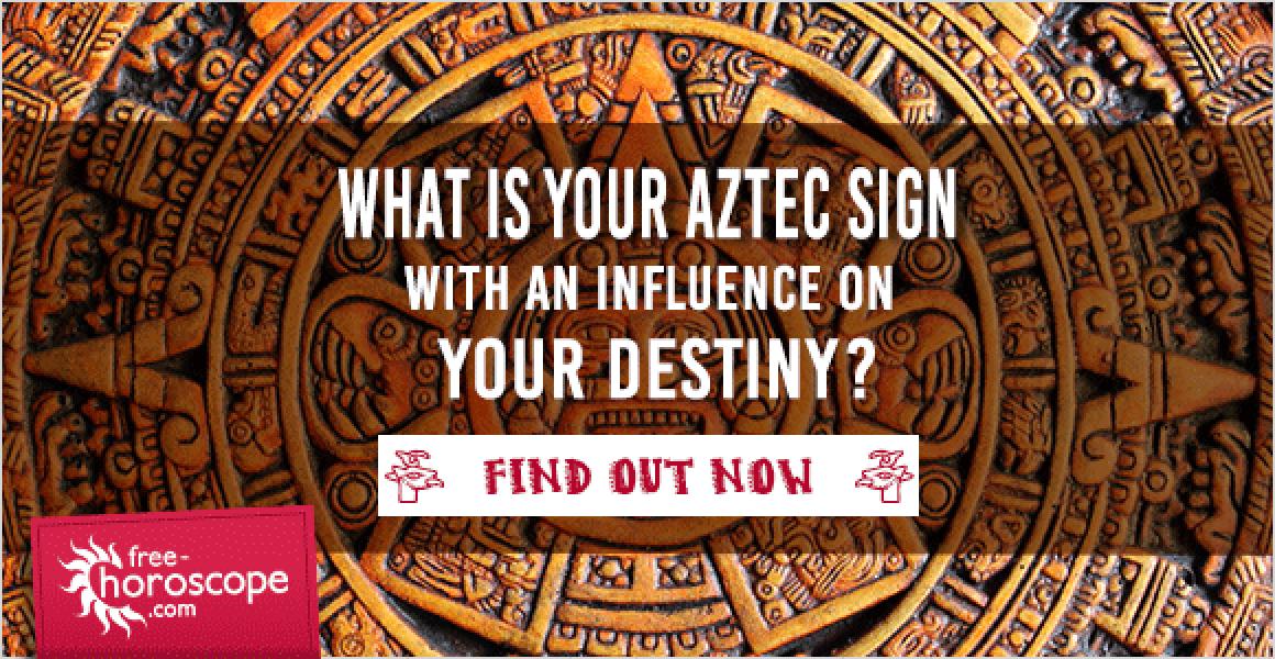 Aztec astrological sign calculator