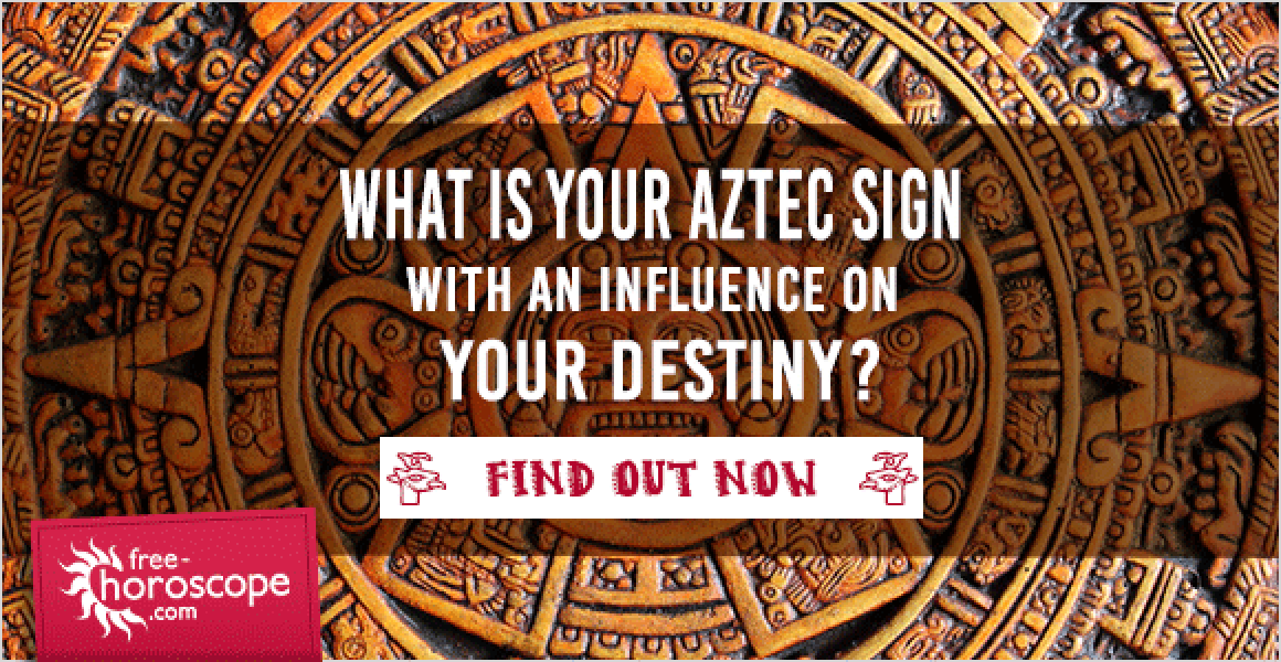 Aztec astrological sign calculator